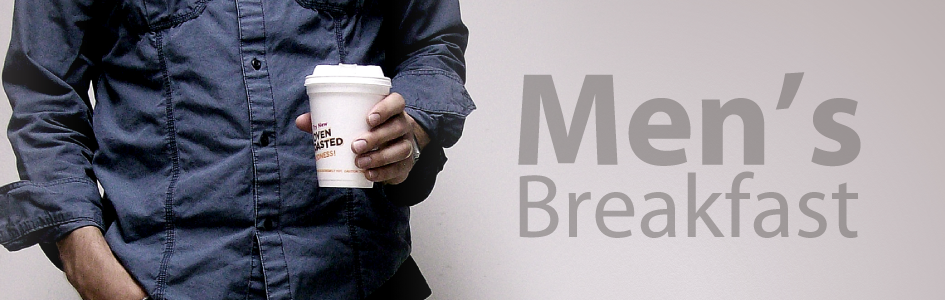 Men's Breakfast - Banner-01